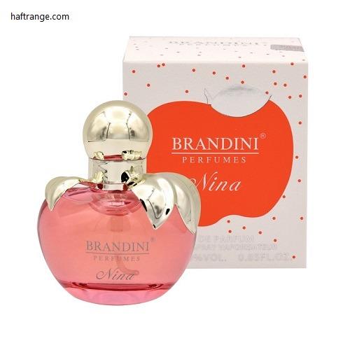عطر زنانه جیبی Nina