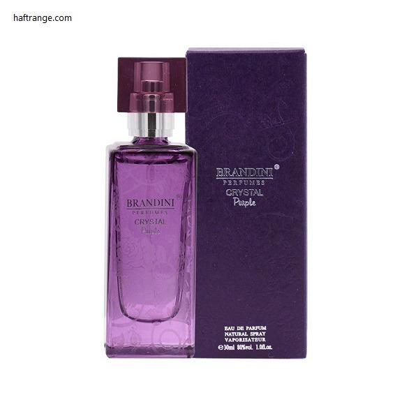 عطر زنانه جیبی Purple Crystal
