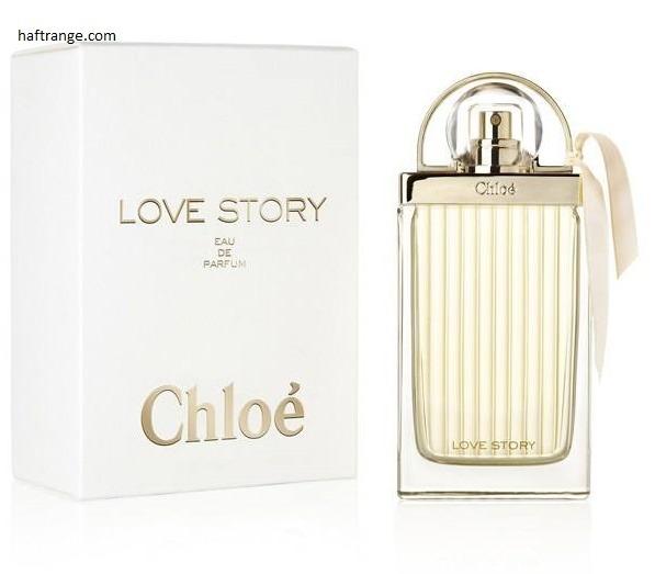 ادو پرفیوم زنانه کلویی مدل Love Story حجم ۷۵ میلی لیتر