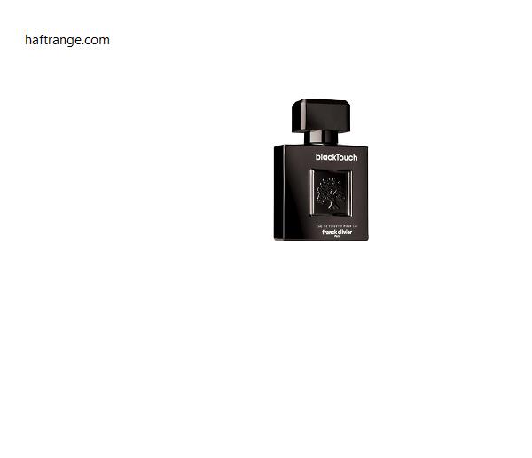 ادوتویلت مردانه بلک فرانک اولیور مدل Black Touch حجم ۱۰۰ml