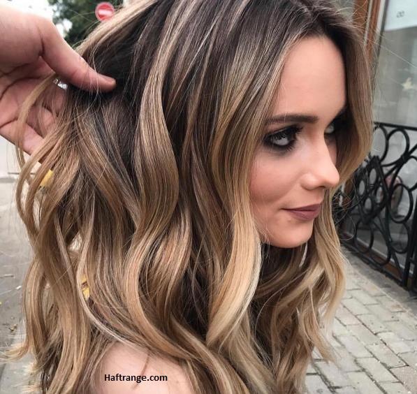 روش انتخاب رنگ مو