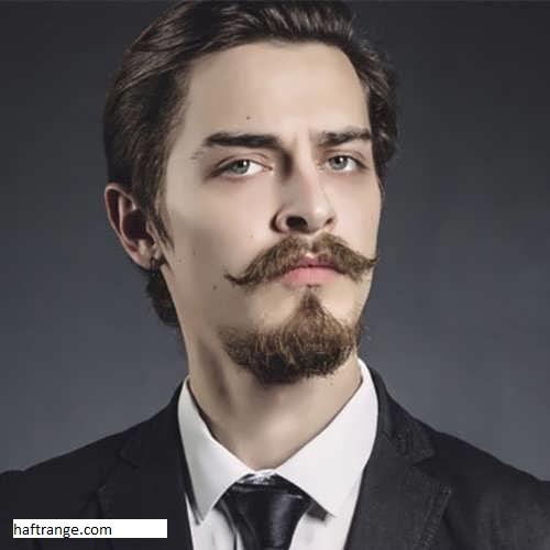 ترفندهای جذابیت ویژه آقایان: انواع مدل های سبیل مناسب با انواع فرم های صورت