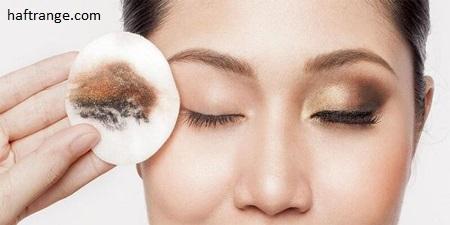 روتین مناسب پاک کردن پوست صورت در شب | نحوه صحیح پاک کردن آرایش صورت