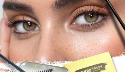 صابون ابرو چیست؟هر آنچه باید در مورد صابون لیفت ابرو بدانید!