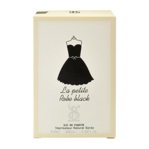 خرید اینترنتی عطر جیبی برندینی لا پتیت رب بلک زنانه ATR La Petite Robe Black