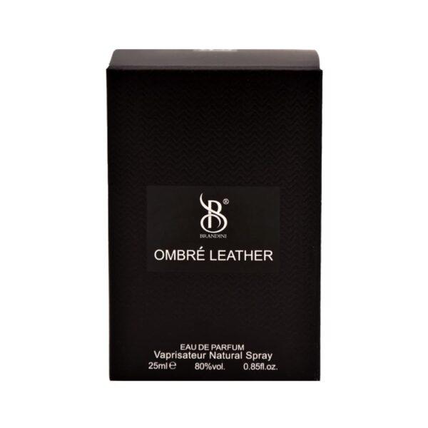 خرید ارزان عطر جیبی برندینی امبر لدر زنانه و مردانه ATR Ombre leather