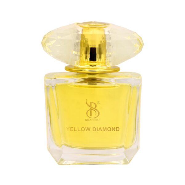 عطر جیبی برندینی یلو دیاموند زنانه Yellow diamond